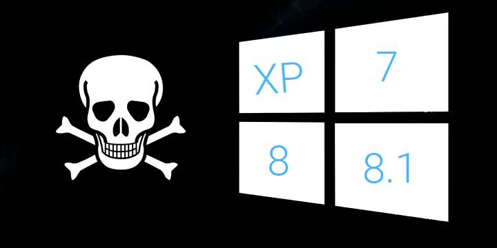 Microsoft publica una actualización crítica de emergencia para todos los Windows