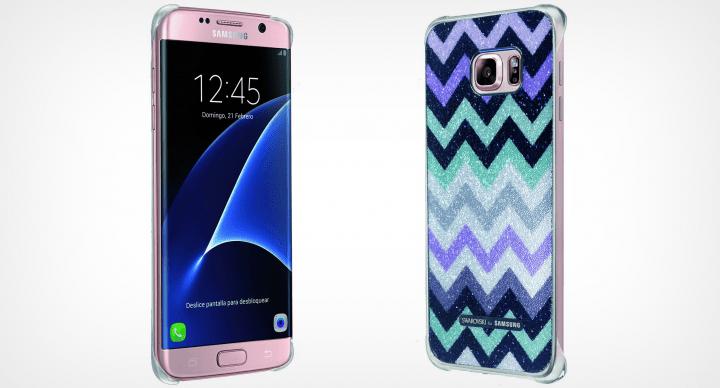 Samsung Galaxy S7 Edge SMARTgirl Edition, una versión del smartphone para la mujer
