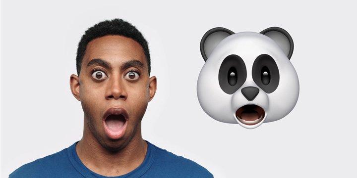 Animoji, la app para iPhone X que hace emojis de tu cara