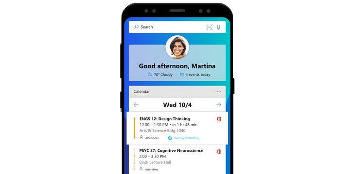 Microsoft Launcher permitirá que Android y Windows 10 trabajen juntos