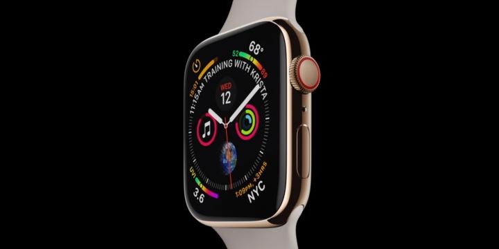 Apple Watch Series 4, pantalla más grande para un smartwatch que cuida nuestra salud
