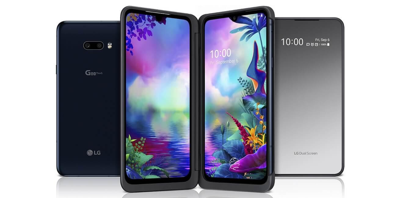 LG G8X ThinQ: precio y disponibilidad en España del móvil con doble pantalla