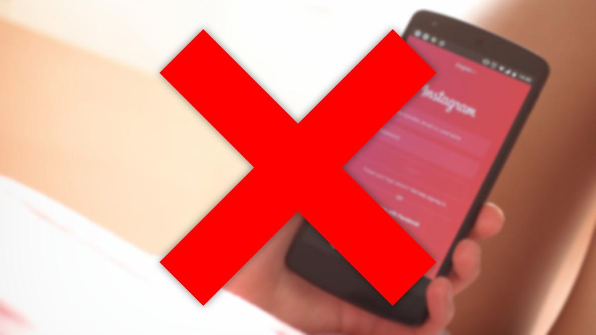 Instagram se cierra solo tras una actualización
