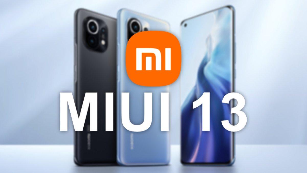 Estos móviles de Xiaomi son los que actualizarán a MIUI 13