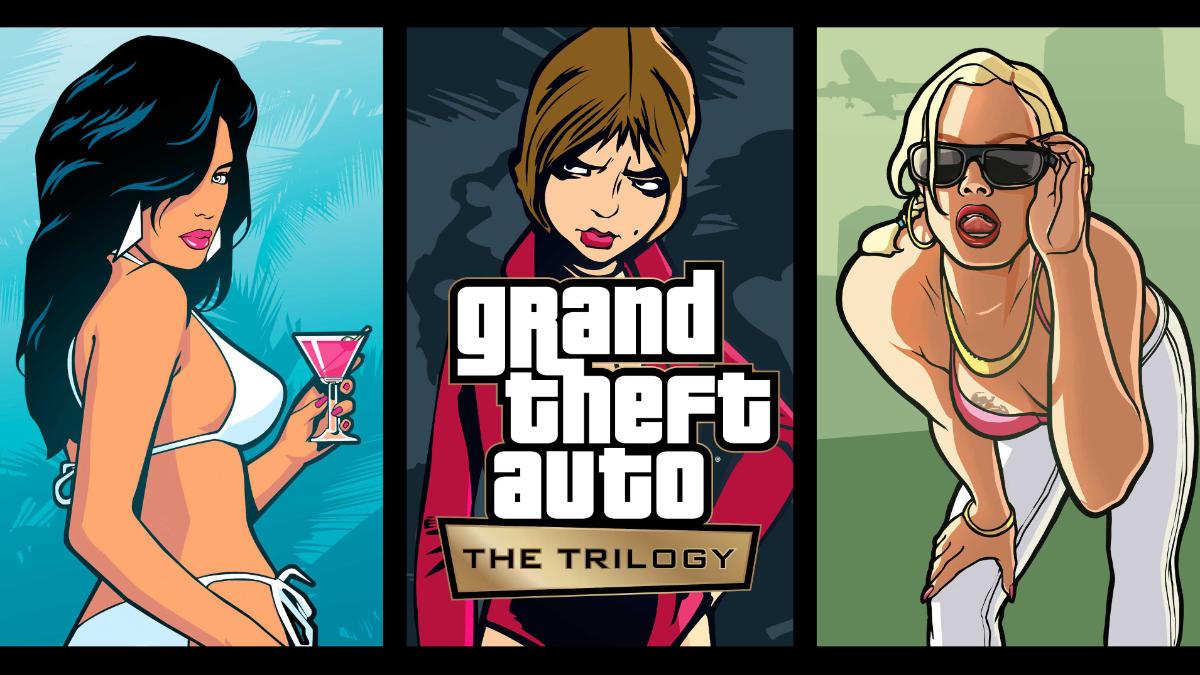 GTA Trilogy Remastered llegará a PC y consolas